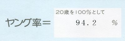 ヤング率(すごい表現!)